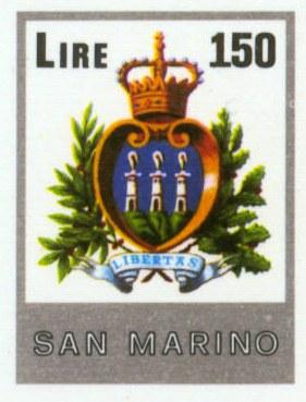 postcardsanmarino1stamp