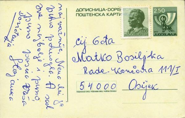 postcardYugoslavia19