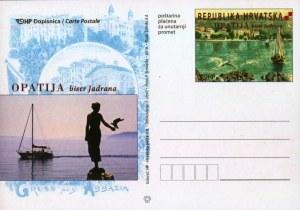 postcardCroatia59