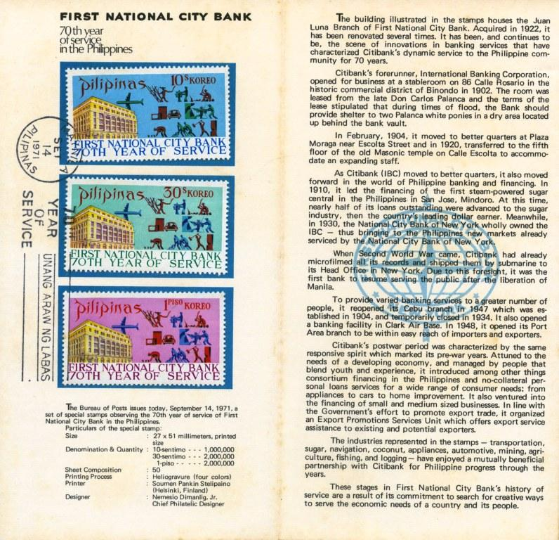 PHILIPPINES-5-FD card