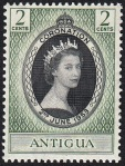 CoronationEIIR-Antigua
