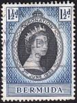 CoronationEIIR-Bermuda
