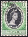 CoronationEIIR-Cyprus