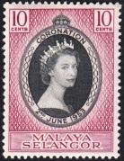CoronationEIIR-Malaya-Selangor