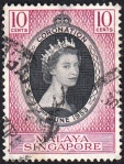 CoronationEIIR-Malaya-Singapore