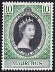 CoronationEIIR-Mauritius