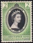 CoronationEIIR-Saint.Christopher-Nevis-Anguilla
