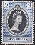CoronationEIIR-Seychelles
