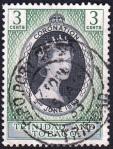 CoronationEIIR-Trinidad&Tobago