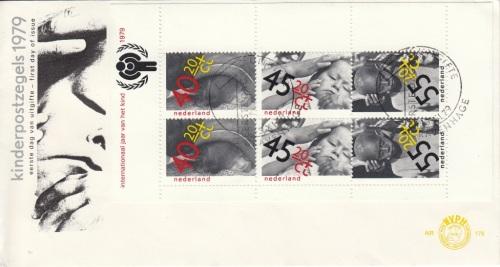 iyc1979-netherlandsFDC