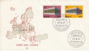 eu1969-icelandFDC
