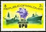 UPU100-Maldives1
