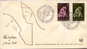 WRY-Netherlands-FDC