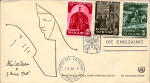WRY-Vatican-FDC1