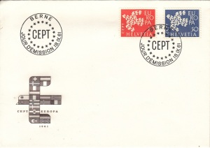 eu1961-switzerlandFDC