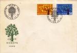 eu1962switzerlandFDC