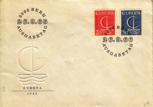 eu1966switzerlandFDC