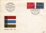 eu1971switzerlandFDC
