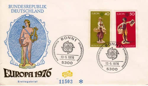 eu1976germanyFDC