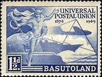 1949-upu75-basutoland1